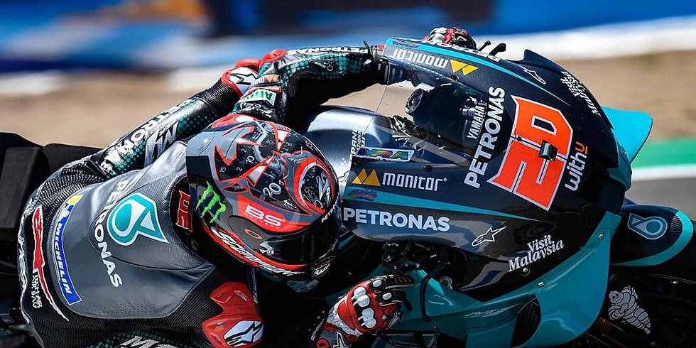 MotoGP-finalen i Valencia 2021