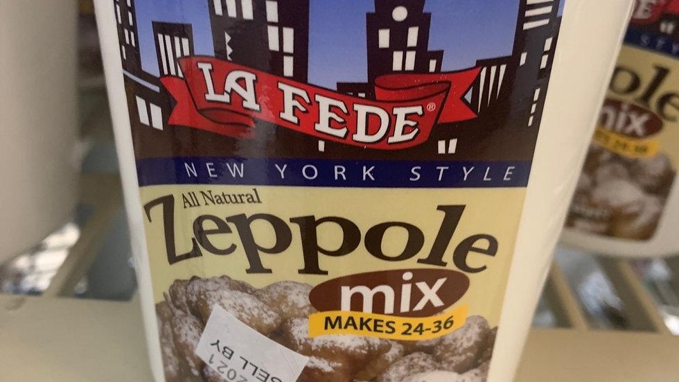 Zeppoli mix