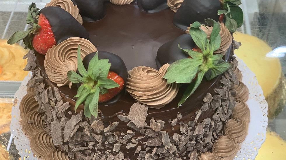 Chocolate Ganache Mousse