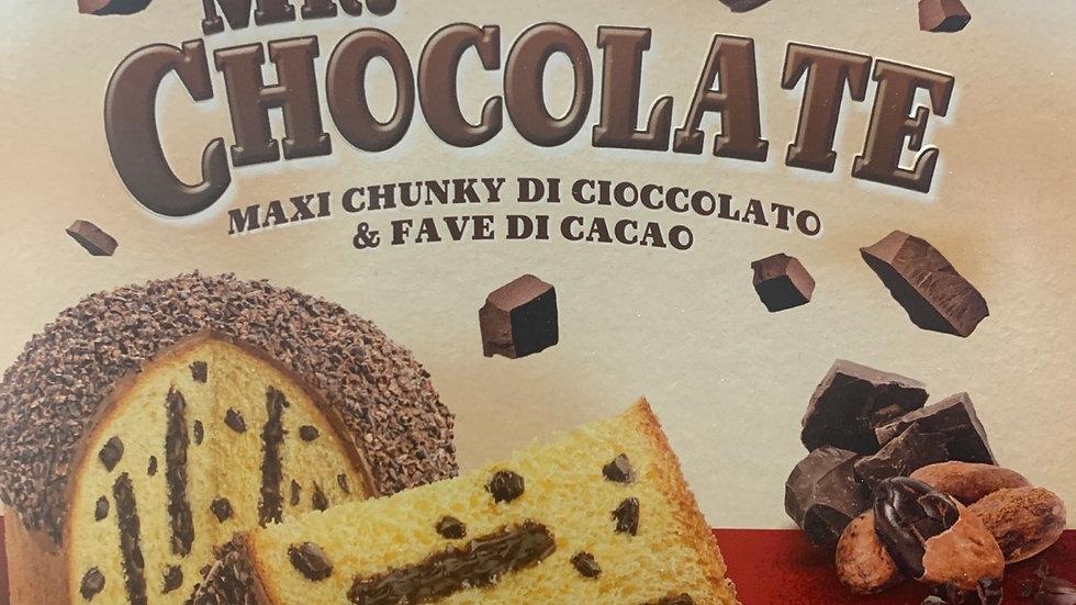 Chocolate Pandora