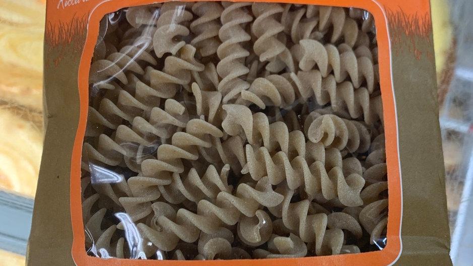 Imported organic  Fausilli  Whole wheat