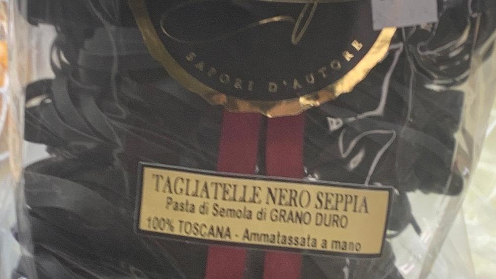 Tagliatelle Nero seppia