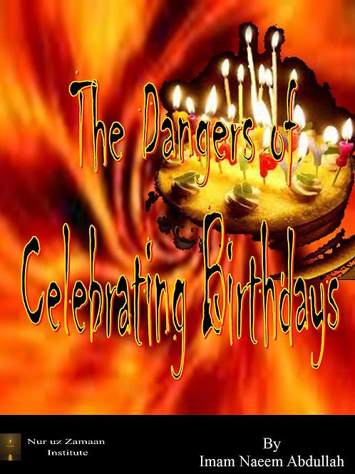 The Dangers of Celebrating Birthdays e-book