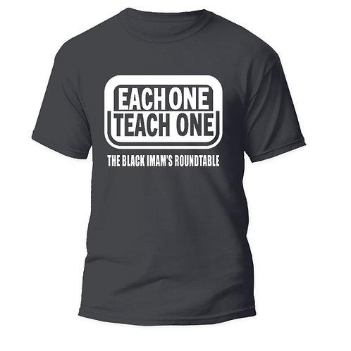 EACH ONE TEACH ONE T-SHIRT (S,M,L & XL)