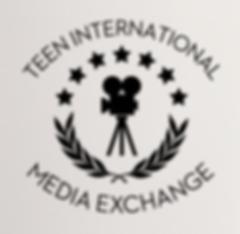 Teen International Media Exchange  Logo.