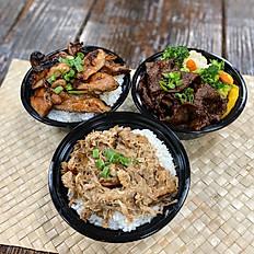 Hawaiian BBQ Chicken Bowl