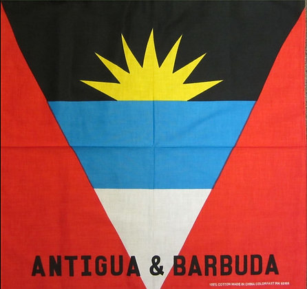 Caribbean Flag Bandanas