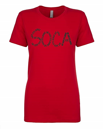 SOCA Repeat - Women's Tee