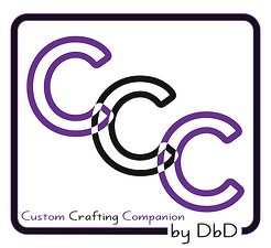 Custom Crafting Companion (CCC) logo