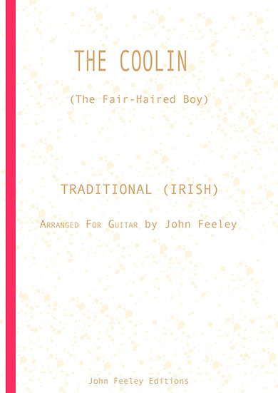 The Coolin (The Fair-Haired Boy)