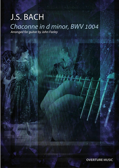 Chaconne in D minor by J.S. Bach