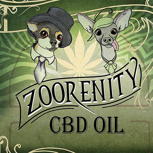 Zoorenity CBD- 1000mg