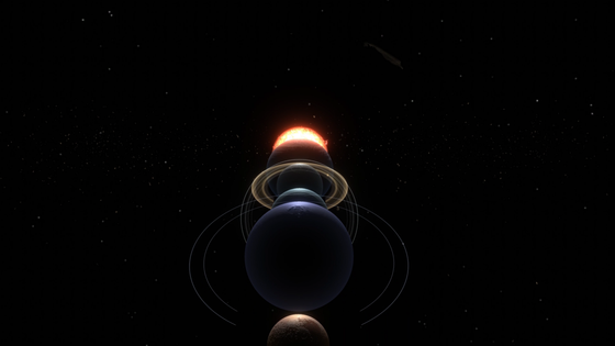 Spheres: Chorus of the Cosmos, Songs of Spacetime and Pale Blue Dot