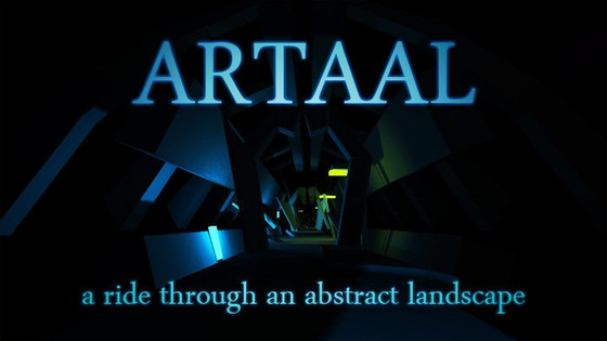 ARTAAL: a ride through an abstract landscape