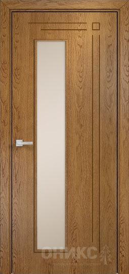 Межкомнатная дверь Вертикаль остекленная