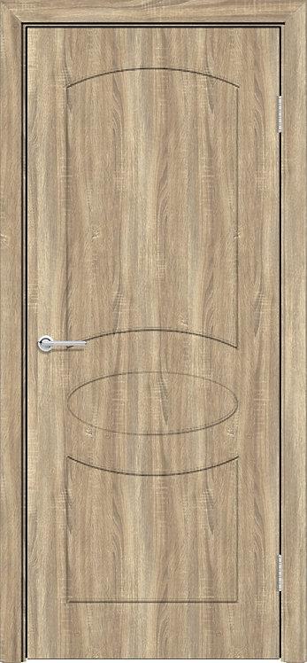 Межкомнатная дверь Неаполь глухая