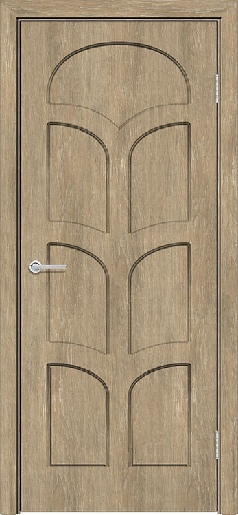 Межкомнатная дверь Альфа глухая