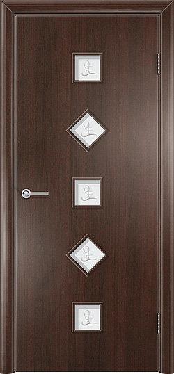 Межкомнатная дверь Фантазия фьюзинг