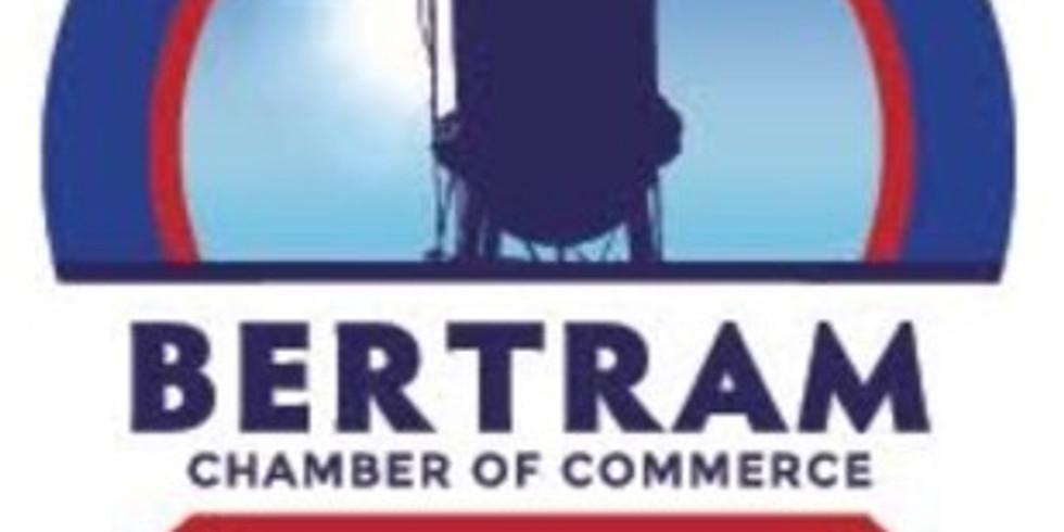 Bertram Chamber of Commerce Monthly Meeting