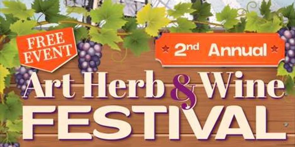 Bertram Art, Herb and Wine Festival