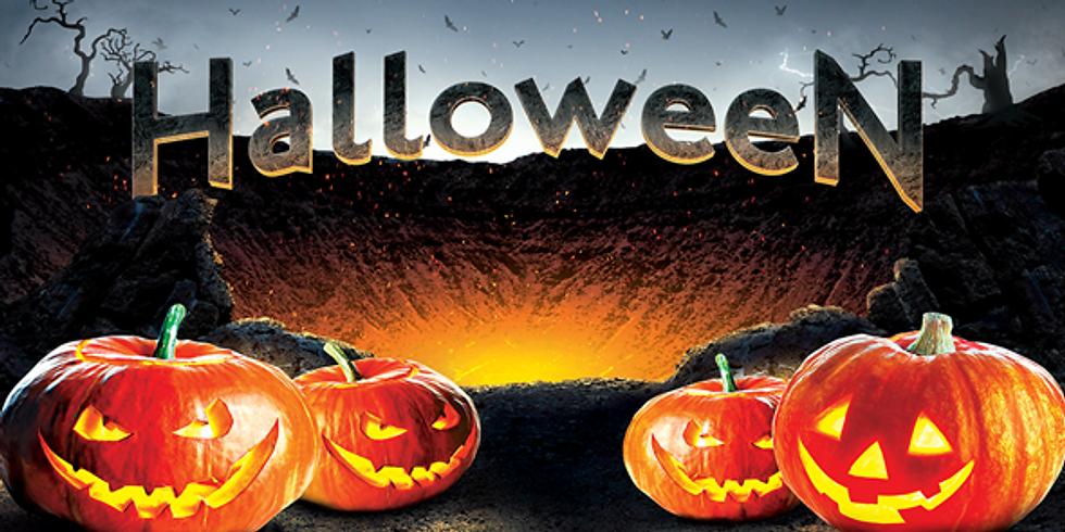 Vaughan Street Halloween