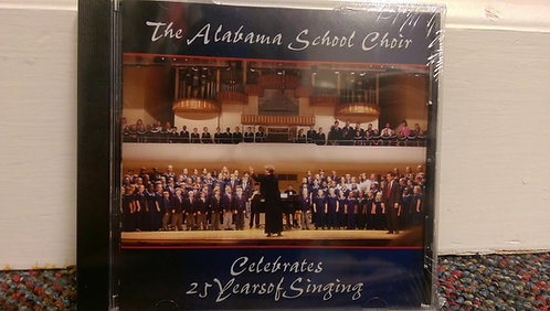 ALABAMA CHOIR SCHOOL CD