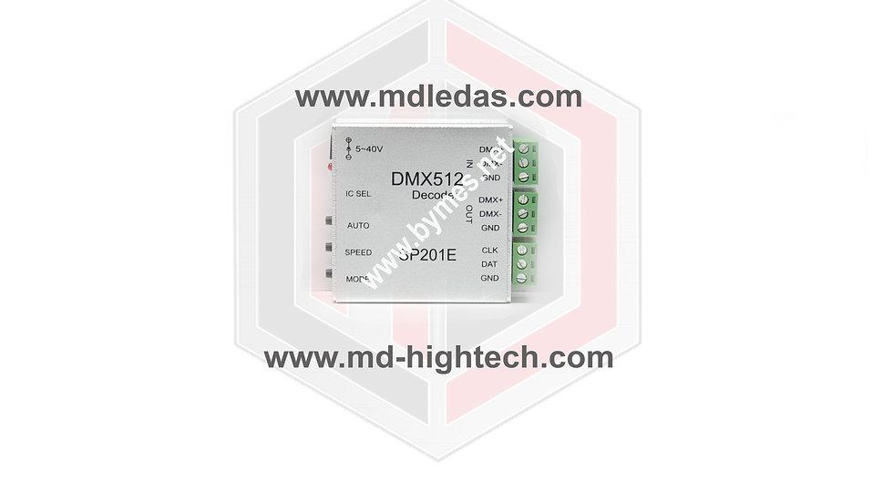 SP201E DMX512