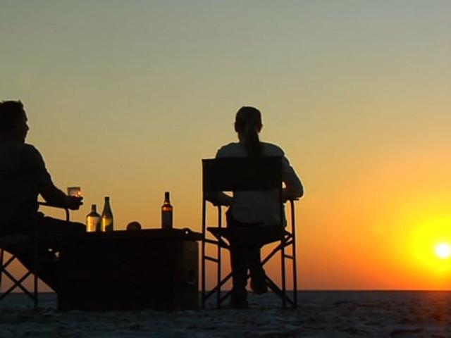 Equitrekking Botswana