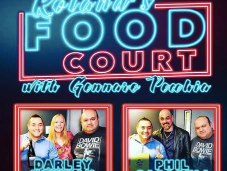 Roland's Food Court on SiriusXM