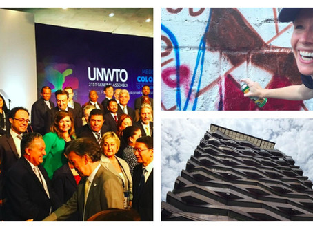UNWTO Video for World Tourism Days in Mexico & Colombia