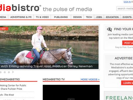 MediaBistro Interview