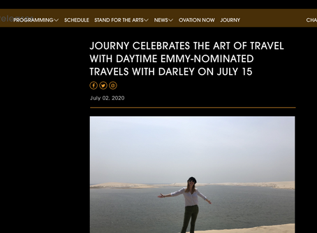 Watch Darley on Journy