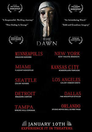 The Dawn In Theaters