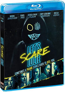 Let's Scare Julie Blu-ray