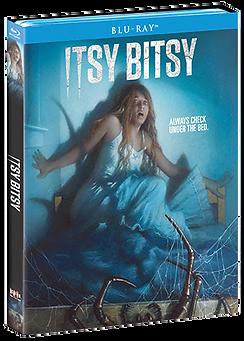 Itsy Bitsy Blu-Ray