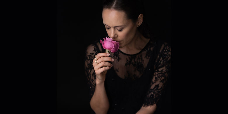 Emily with Rose