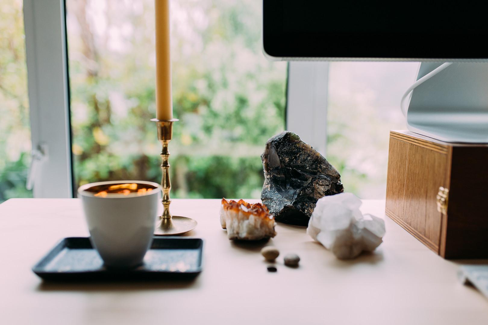 Numinous Desk Items