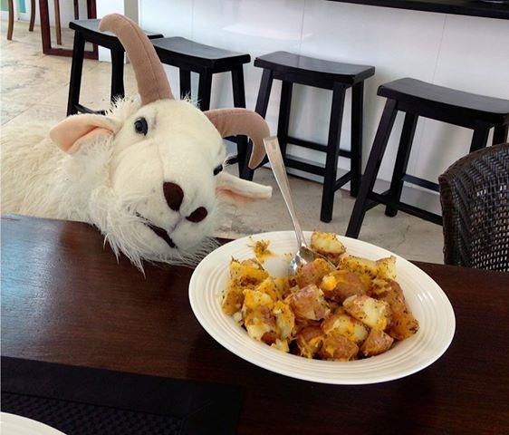Billy Eats Lorne's Potatoes