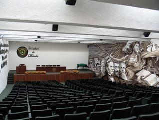 Mural Facultad de Derecho UAEMex