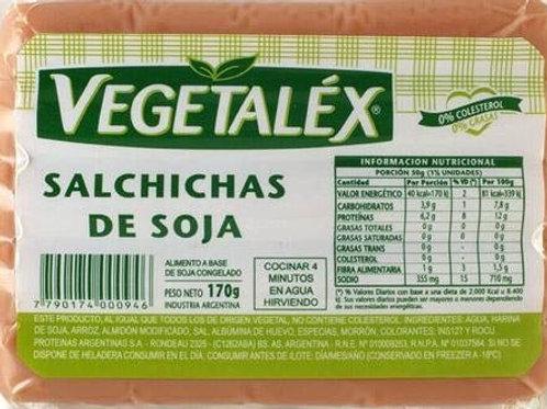 SALCHICHAS DE SOJA