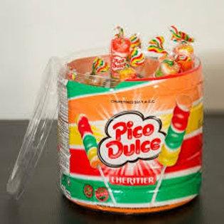 Chupetines Pico Dulce 48 unidades