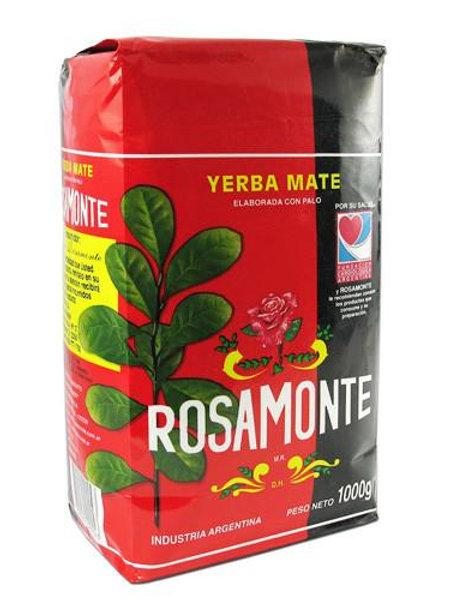 YERBA MATE ROSAMONTE 1000 GRS.