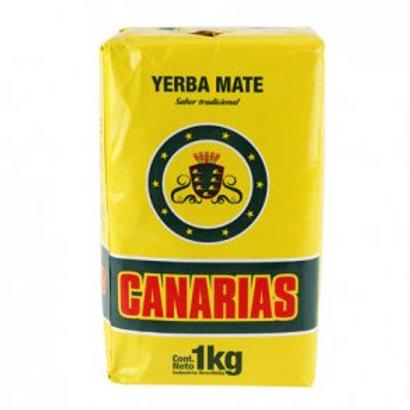 YERBA MATE CANARIAS 1000 GRS.