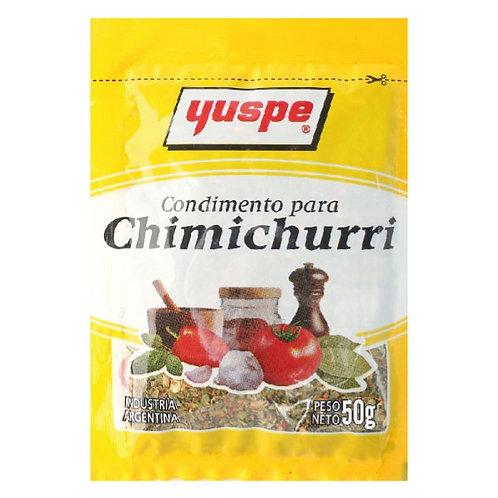 CHIMICHURRI YUSPE X 50 GRS.