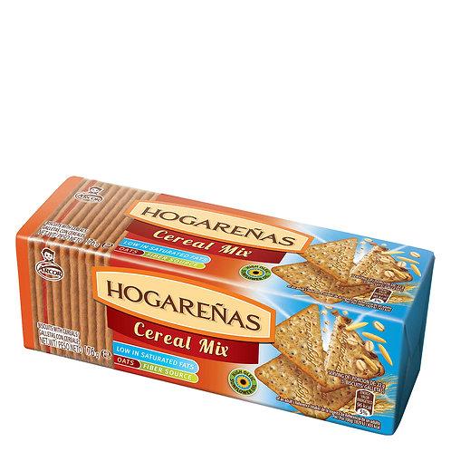 Galletitas Hogareñas Mix Cereales 176g