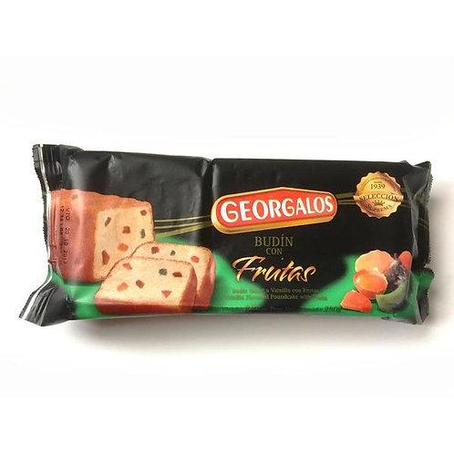 BUDIN MARMOLADO DE CHOCOLATE  GEORGALOS