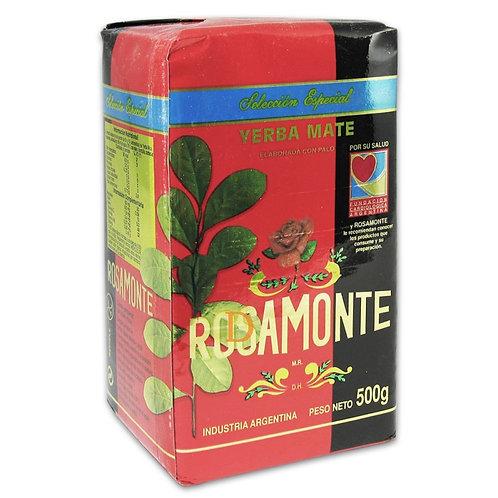 YERBA MATE ROSAMONTE ESPECIAL 500 GRS.