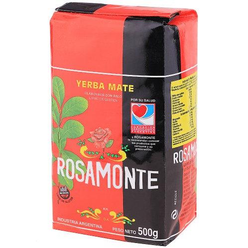 YERBA MATE ROSAMONTE 500 GRS.