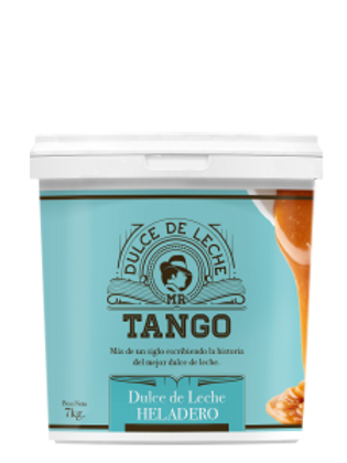 DULCE DE LECHE HELADERO TANGO X 7 KG.