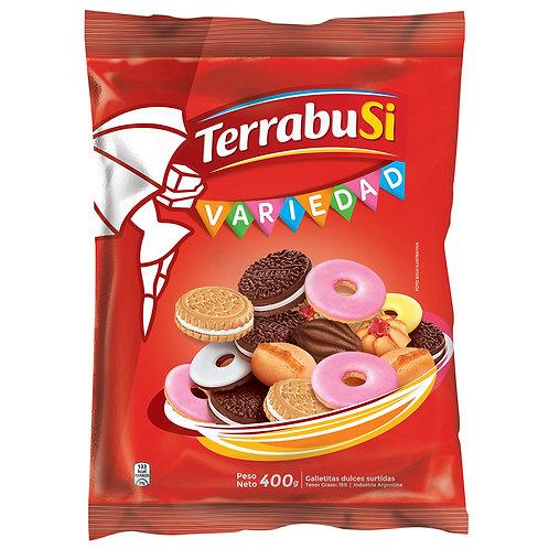 VARIEDAD DE TERRABUSI X 400 GRS.